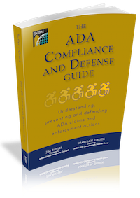 The ADA Compliance and Defense Guide
